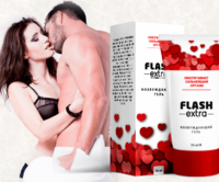 FLASH EXTRA - Возбуждающий гель (Флеш Екстра)