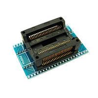 Переходник панелька PSOP44 - DIP44 SOP44 SOIC44 SDP-UNV-44PSOP