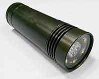 Подводный фонарь для мутной воды Днепр
