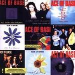 Музыкальный CD-диск. Ace Of Base - Singles Of The 90s