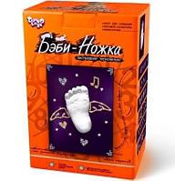 Набор для творчества Бэби-ножка мини Dankotoys, фото 1