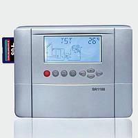 Контроллер для гелиосистем (солнечных коллекторов) СК1188 (для 5-ти баков-накопителей)