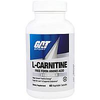 Купить л-карнитин GAT L-Carnitine 60 caps.