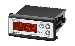 Вольтметры, амперметры и частотомеры цифровые (электронные)