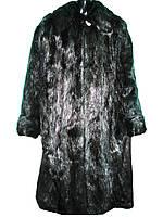 Шуба женская из нутрии, длинная, размер XL, арт. Ш-05