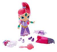 "Кукла Шиммер "" Шиммер и Шайн"" с набором одежды/Fisher-Price Shimmer and Shine Magic Dress Shimmer"