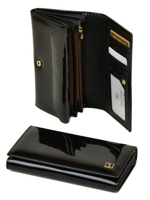 Женский кошелек Gold кожа Bretton W412 gold