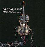 Музыкальный CD-диск. Apocalyptica - Amplified. A Decade Of Reinventing The Cello (2 CD)
