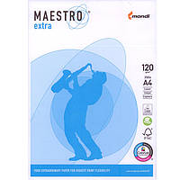 "Бумага высокой плотности Mondi 25339 (44399) А4 120гр 250ар б/покр ""Maestro Extra"""