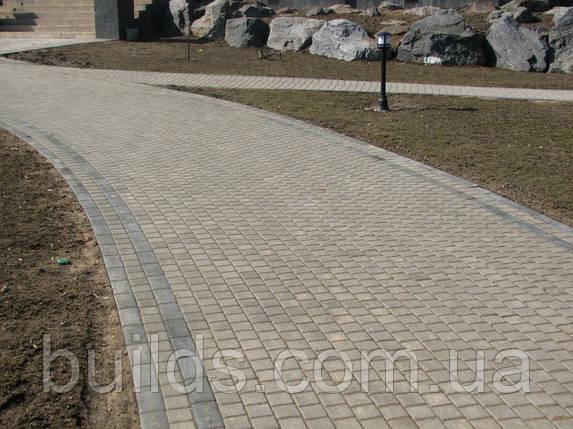 Укладка тротуарной плитки Киев, фото 2