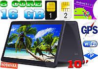 Крутой планшет телефон Sony TAB 8 core, 10'', 1Gb/16 Gb, GPS, 2 sim