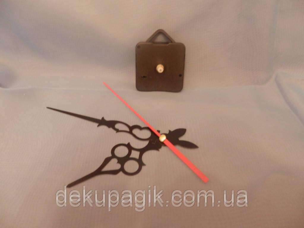 Часовой механизм со стрелками №3, М05