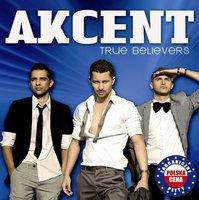Музыкальный CD-диск. Akcent - True Believers