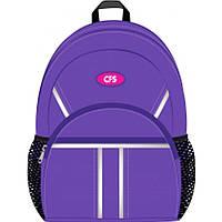 """Рюкзак CF17 CF85639 фиолетовый """"Fashion Violet"""" 29х20х10 см; полиестр, мягкая анатом. спинка"""