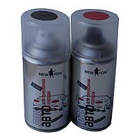 Лак для тонирования фонарей (красный)  NewTon 150 мл