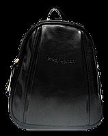 Женский рюкзак Pretty Womат из экокожи черного цвета JJK-000288