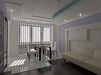 Дизайн-проект гостиной, Гостиная 12