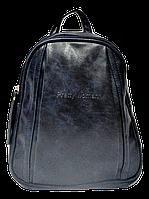 Женский рюкзак Pretty Womат из экокожи синего цвета JJK-000299, фото 1