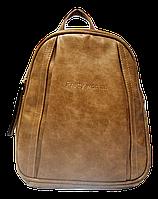 Женский рюкзак Pretty Womат из экокожи коричневого цвета JJK-000309, фото 1