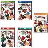 Бумага для оригами DankoToys Op-01 Набор для творчества