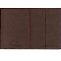 Обложки для паспорта Helper темно-коричнев Paul Jacobs