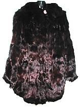 Шуба женская натуральная (мех лисицы), размер XL, арт. Ш-04