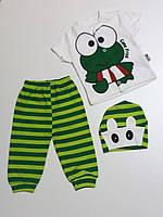 Дитячий комплект Cute frog, Donino baby
