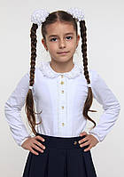 Блуза для девочки ТМ Смил 114516 белый