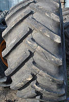 Шина 30.5R32 ДШЗ -3 б-у заварена латка с боку