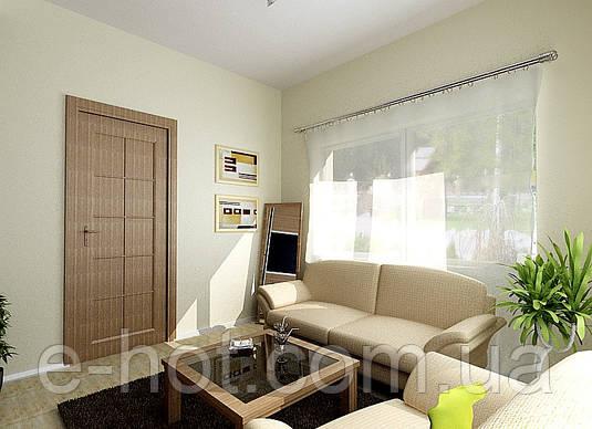 Дизайн-проект гостиной, Гостиная 13