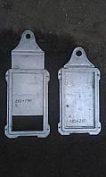 Шибер силуминовый  (з 2- м)
