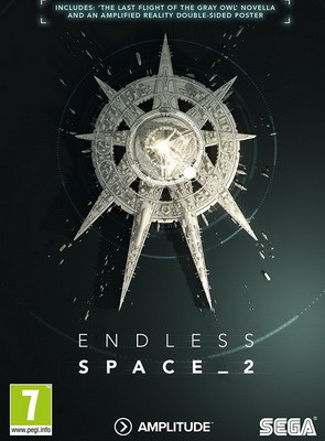 Endless Space 2 (PC) Лицензия