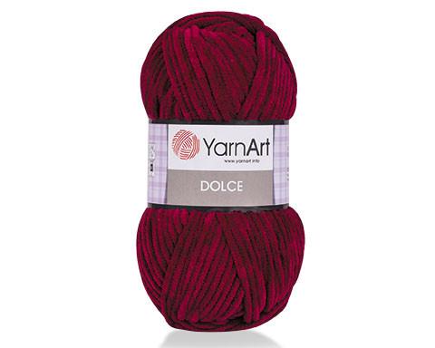 Yarnart Dolce (100% микрополиэстр (велюр)/ 120 метров)