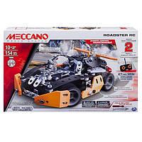 Конструктор Meccano Спортивное радиоуправляемое авто, 2 модели, 6028127