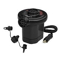 Электрический насос 12В, компрессор от прикуривателя для надувных матрасов, бассейнов, лодок, В наличии