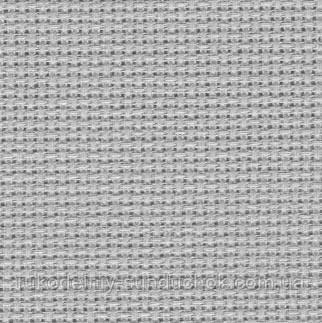 Aida Zweigart 20 ct. Extra Fine Aida 3326/705 Pearl Gray (жемчужно-серая) 50*55 см