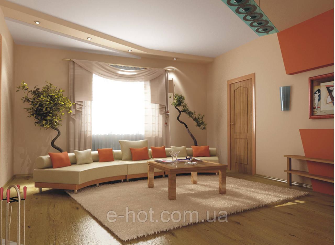 Дизайн проект гостиной, Гостиная 21