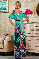 Красивое платье женское длинное в 2х цветах SV 2232-33, фото 1