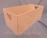 Ящик универсальный длинный, 45х18,5х17,5см.