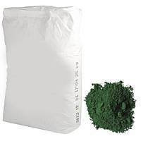 Зеленый пигмент, 25 кг