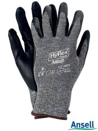 Защитные перчатки, многоцелевой RAHYFLEX11-801 SB, фото 2