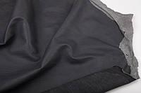 Кожа стрейчевая для одежды темно-серая
