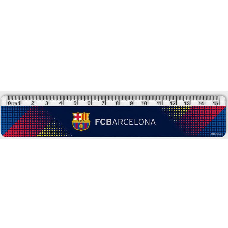 """Линейка Kite BC17-090 15см пласт """"Barcelona"""""""