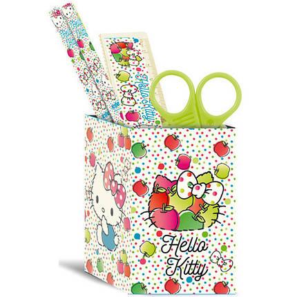"""Настольный набор Kite HK17-214 квадратный """"Hello Kitty""""                                                                                              , фото 2"""