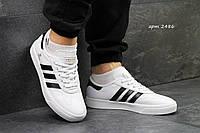 Мужские кроссовки Adidas  Adi-Ease Universal ADV, белые / кроссовки мужские Адидас Еди-Изи Универсал АДВ