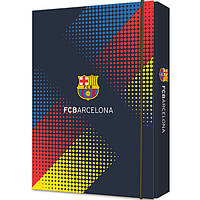"Папка для тетрадей Kite BC17-210 B5 картон на резинке ""Barcelona"""