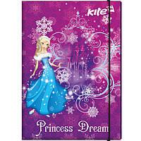 Папки для труда Kite K17-213-01 A4 картон на резинке Kite