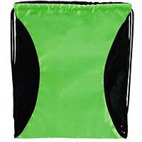 """Сумка для обуви CF17 CF80328-13 черно-зеленый 41х33см, """"Jacket"""", полиэстер, с отделением для Сумка"""