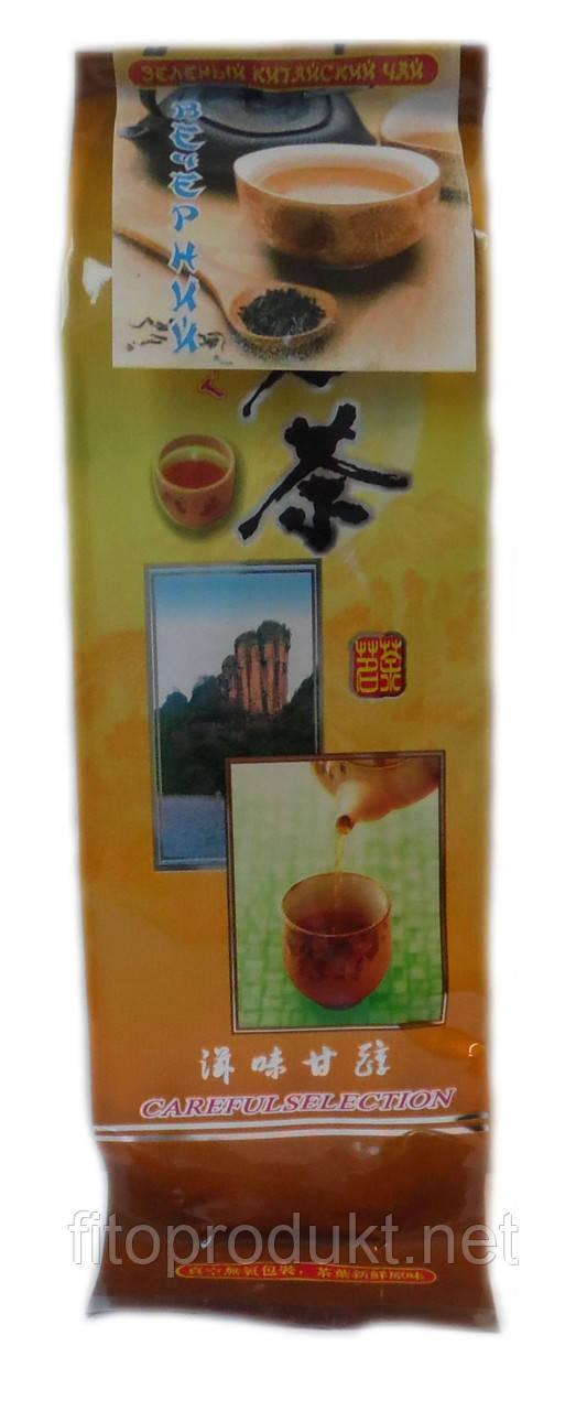 Зелений Китайський Вечірній чай з Іван-чаєм, 100 гр
