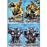 Альбомы для рисования Kite TF17-243 30л А4 спираль 120г/м2 Transformers УФ-лак
